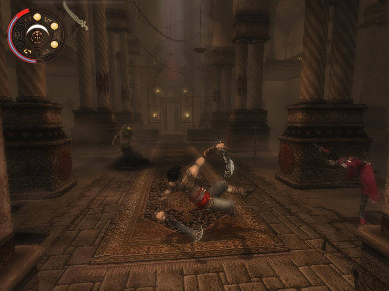 Prince of persia warrior with in game  nude image